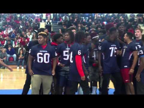 Denbigh High School Pep Rally 2015-Carmen Scott