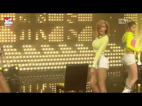 Những nhóm nhạc hát live tệ nhất Kpop