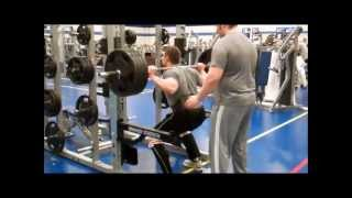 BCS: Develop the Biggest Quads & Hamstrings in the GYM with Isolating Weakpoints