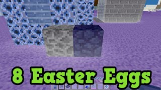 Minecraft - 8 Easter Eggs About Items