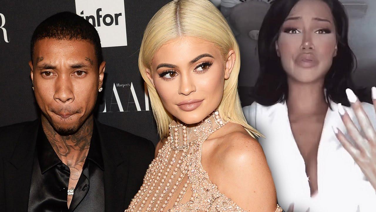 Kylie Jenner Denies Tyga Music Video Bullying Rumors