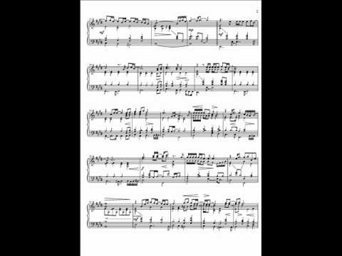Hard to say I'm sorry (Chicago) - Piano Solo.wmv