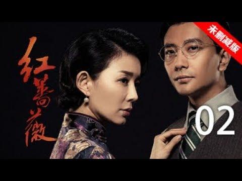 红蔷薇 02丨Wild Rose 02(主演:杨子姗,陈晓,毛林林,谭凯)【未删减版】