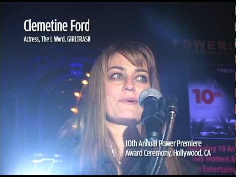Clementine Ford 2010 POWER UP Honoree