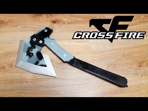 Как сделать топор из CrossFire из дерева