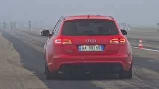 1000HP Audi RS6 C6 LA Performance - FAST Accelerations!