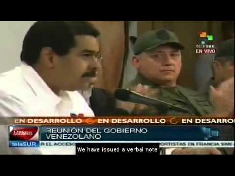 Venezuela expels US diplomat for attempts to destabilize