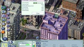 Let's Play Sim City 4 - Trinity 33 (Episode 107)