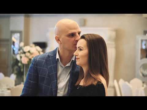 Монтаж видео во время свадьбы Андрея и Ксении