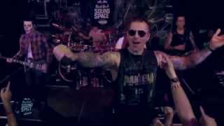 Avenged Sevenfold Unholy confessions Live in the Red Bull Sound Space