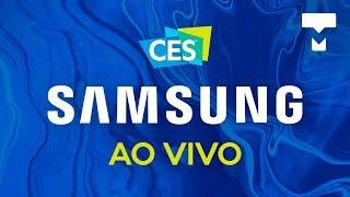 Conferência da Samsung na CES 2019 ao vivo com tradução simultânea - TecMundo
