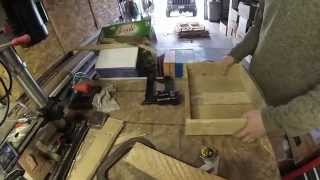 """Wood Working: """"pallet Wood Crates"""""""
