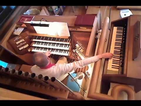 Bach: Sinfonia Aus Kantate 156 (Orgel & Harmonium)