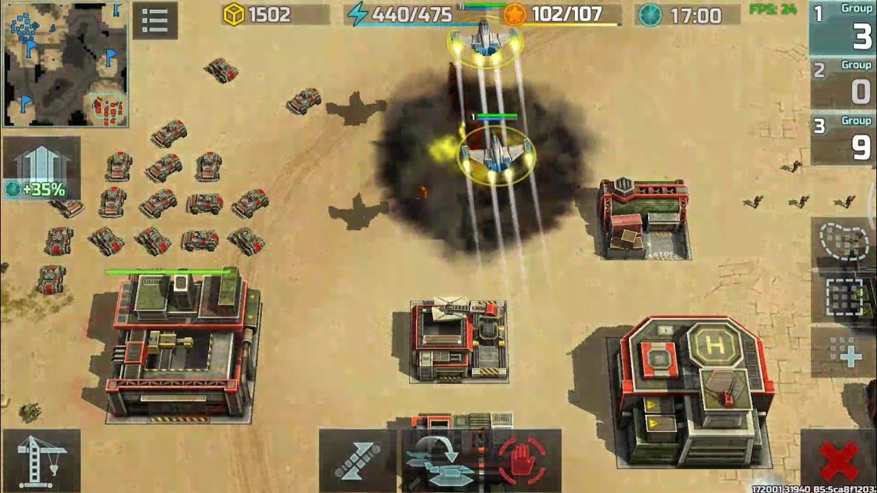 Art of war 3 world war battle Zeus and Vertexes