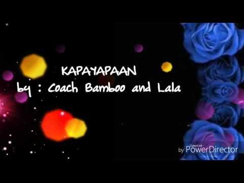 The Voice Teens Philippines FINALS : KAPAYAPAAN by Coach Bamboo and Lala