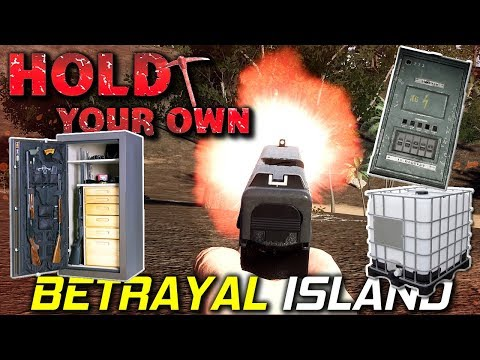 Betrayal Island | Hold Your Own Gameplay |...