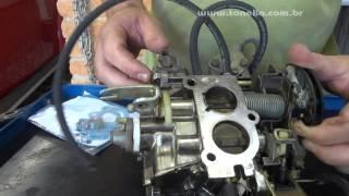 Tonella - carburador solex 2E funcionamento e regulagens 04
