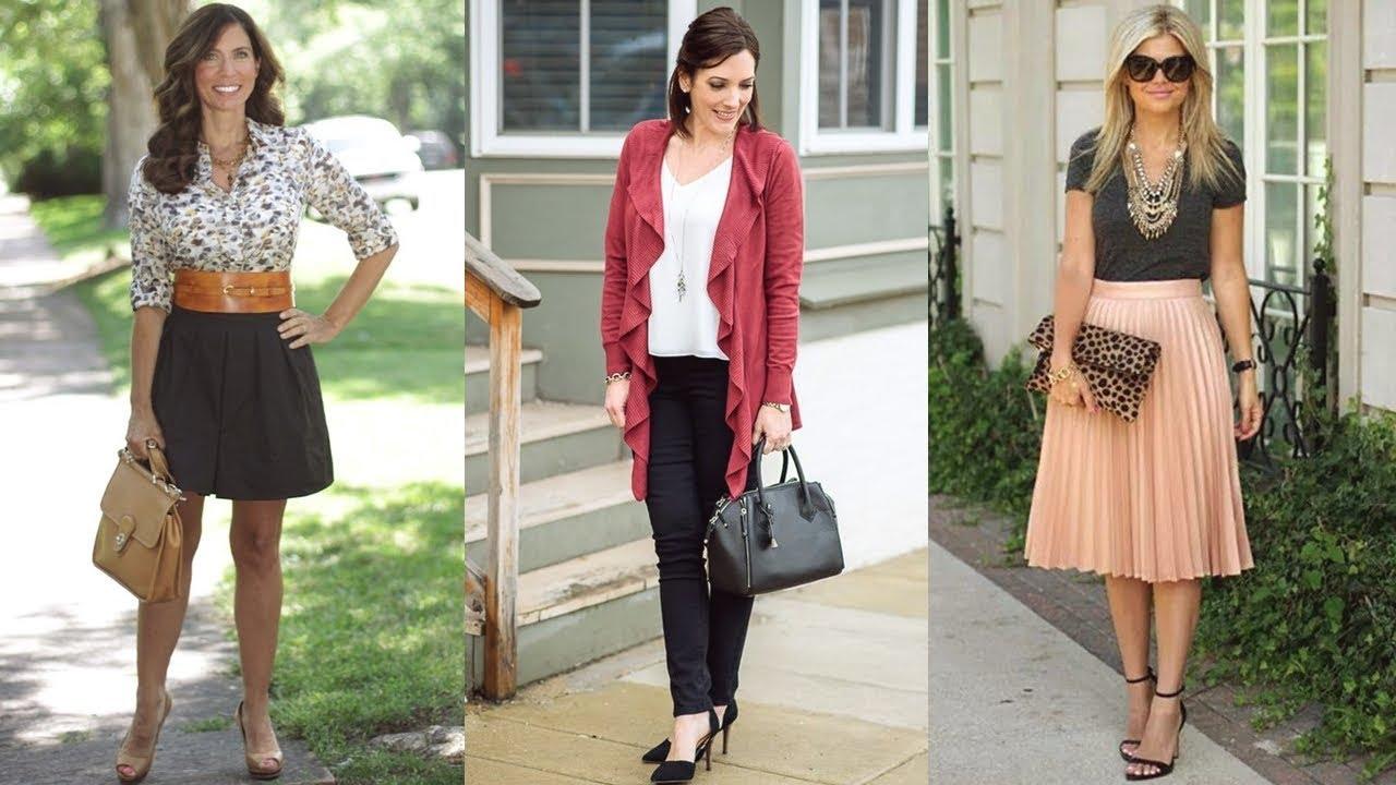Vestidos modernos para mujeres de 45 aСЂС–РІВ±os