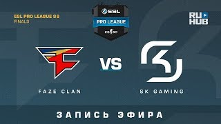 FaZe vs SK - ESL Pro League S6 Grand Finals - map2 - de_overpass [Enkanis, yXo] thumbnail