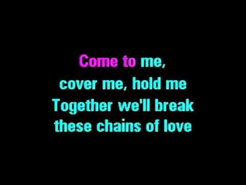 Erasure - Chains of Love (Karaoke Rendition)