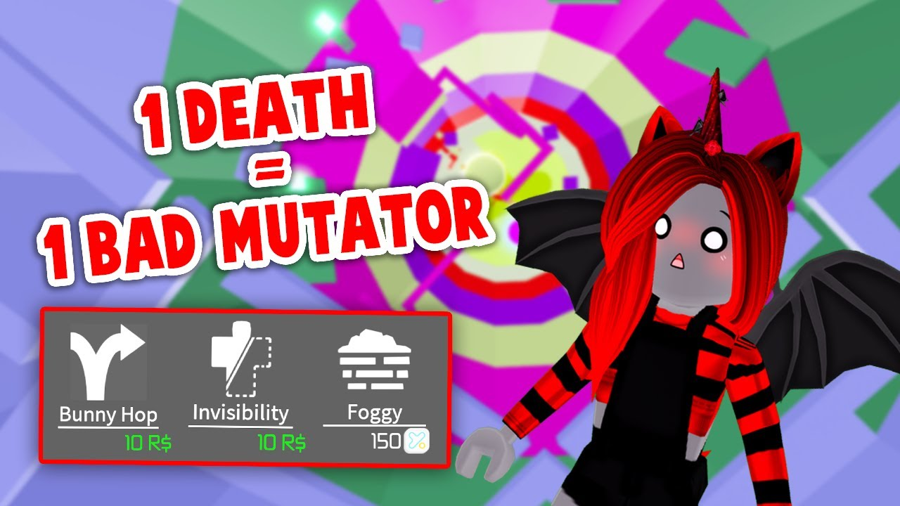 If You FAIL You ADD A BAD MUTATOR In Tower Of Hell! (Roblox)