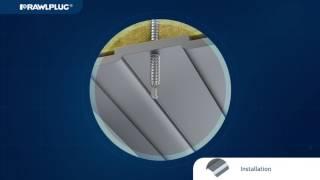 Rawlplug Roofing Insulation Fixings R-GOK