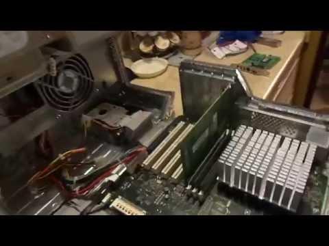 Building A MOTU Recording Studio Out Of A PowerMac G4