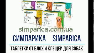 Симпарика (Simparica) таблетки от блох и клещей для собак(, 2018-03-20T19:22:50.000Z)
