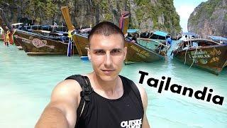 TAJLANDIA - Z Tobołami   Jechałem na Słoniu i głaskałem Tygrysy - Vlog 30