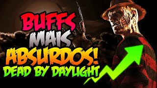 OS BUFFS MAIS ABSURDOS DO DEAD BY DAYLIGHT - #IntoTheFog