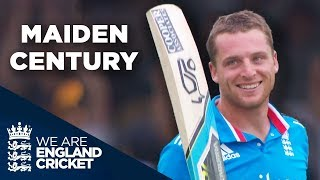The Match That Made Jos Buttler! | Record-Breaking Maiden Century | England v Sri Lanka Highlights