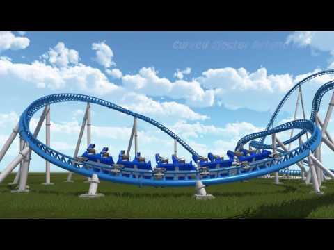 Intamin Mega Coaster at Energylandia For 2017-2018