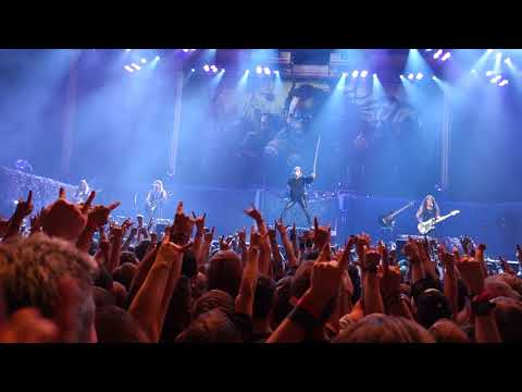 Iron Maiden - The Clansman Live @ Tele2 Arena Stockholm 1.6.2018