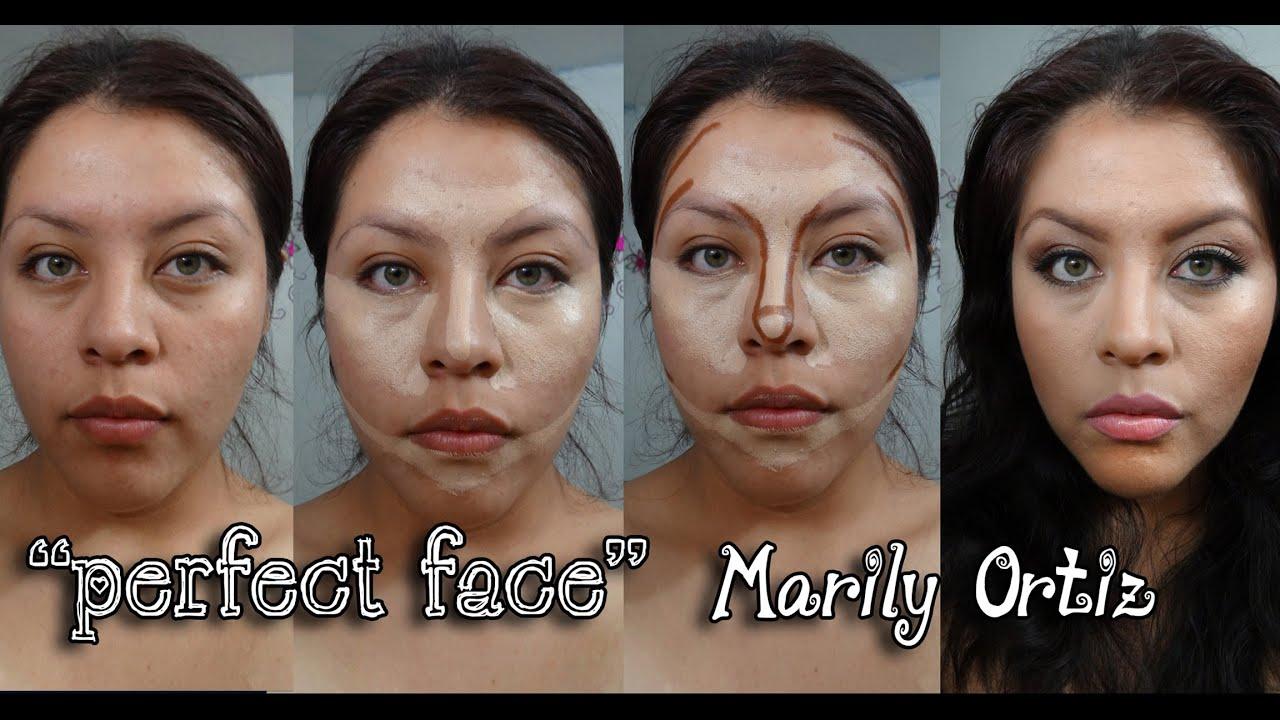 maquillaje rostro perfecto