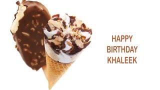 Khaleek   Ice Cream & Helado