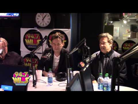 94.7 WLS: Exclusive interview with Chicago