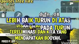 Kata Mutiara Free Fire Cikimm Com