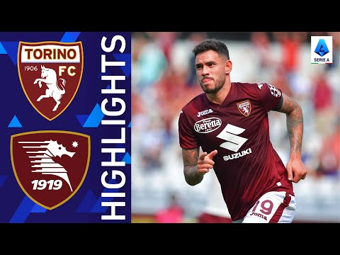 Torino Salernitana Goals And Highlights