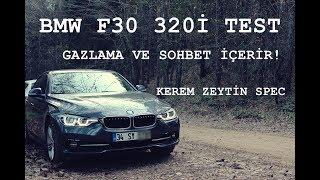 BMW F30 320İ ED SPORTLİNE İLE TURLADIK!||TEST-İNCELEME