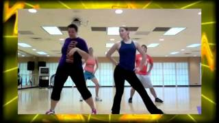 Pitbull, T  Pain, Ludacris & Sean Paul   Shake Senora Remix & Ian Sharp Zumba Video Bootleg