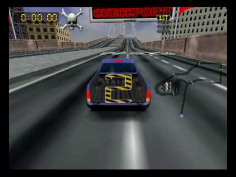 Let's Master RUSH2: Extreme Racing USA #3: Downtown Normal