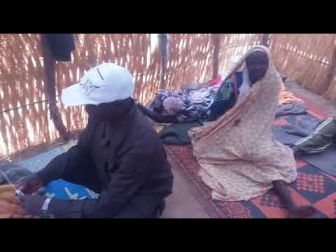 Radio Dabanga reports: Scenes from makeshift medical isolation ward in Central Darfur