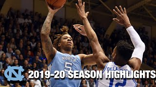 Armando Bacot 2019-20 Season Highlights | North Carolina Forward