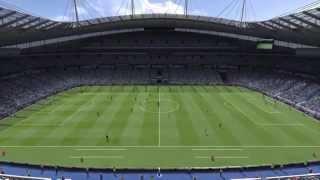 FIFA 14 PC vs. PS4 (Graphic & Sound Comparison)