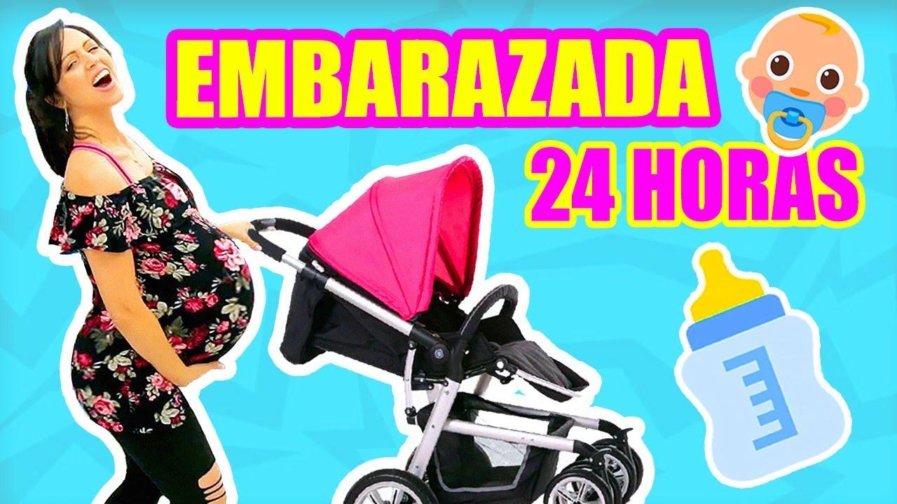 Mamá Por 24 Horas EnteroSandraciresart Embarazada Día 1 EmbarazadaAlabaoReto Siendo Nv0Omwn8