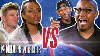 NBA Playmakers Basketball Trivia Challenge