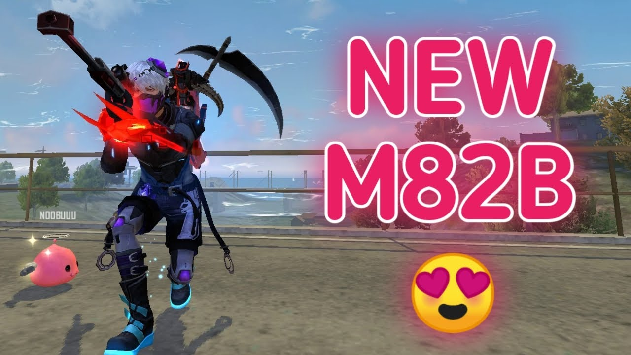 RATE OF FIRE OF NEW M82B IS JUST INSANE 🧐 || AND INCREASED HEADSHOT RATE 😂 !!!!