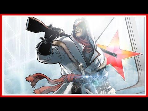 Прохождение игры Assassin s Creed Chronicles Russia