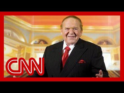 Sheldon Adelson, casino mogul and GOP kingmaker, dies