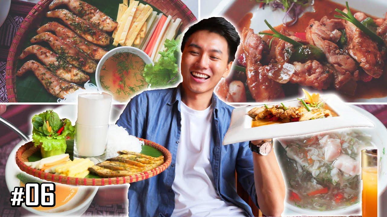 Ăn đặc sản, cá hồi, cá tầm, đi chơi hội… |Ký sự du lịch ẩm thực Sapa #6